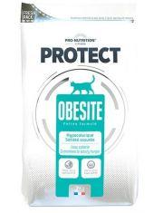 Protect  Obesite полнорационный лечебно-профилактический корм для кошек, склонных к образованию излишнего веса