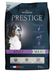 Prestige Adult Maxi полнорационный корм для взрослых собак старше 6 лет, для крупных пород