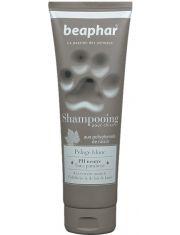 Супер премиум шампунь для собак светлых окрасов  с экстрактами альпийского эдельвейса и маслом ши