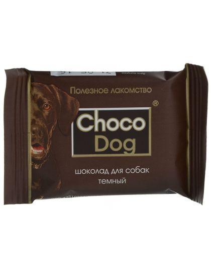 Choco Dog темный шоколад для собак