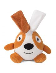 """""""Кролик -ушастик"""" игрушка для собак"""