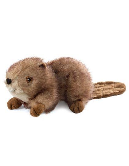 Речной бобер игрушка для собак мягкая